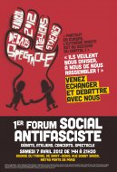1er forum social antifasciste