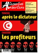 Alternative libertaire - le journal Rubon210-137x190