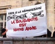 Solidarité avec les militantEs antifascistes inculpéEs