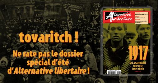 1917 : les anarchistes, leur rôle, leurs choix Promo-web-mensuel-c079d