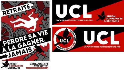 Tout le matériel UCL à commander