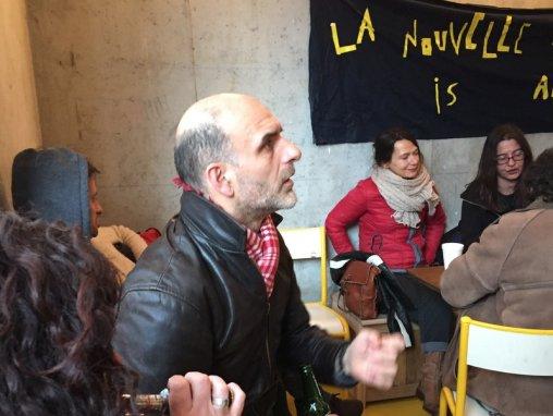 Restaurant Associatif Rue Moinon Paris